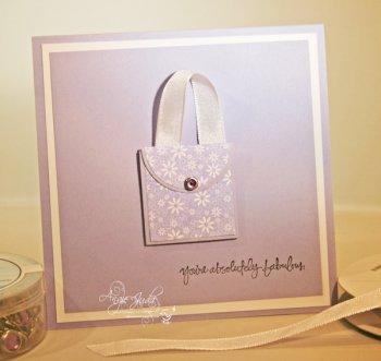 Punch Handbag Tutorial