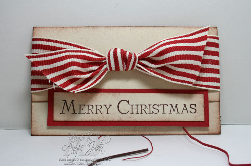Christmas Gift Card Holder Ideas.Easy To Make Gift Card Holder Chic N Scratch