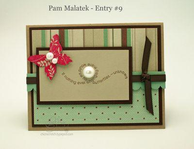 Pam Malatek #9