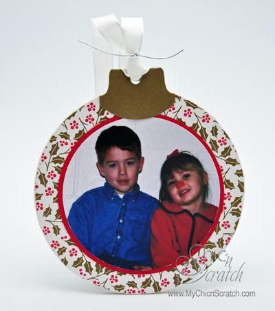 Coaster Ornament