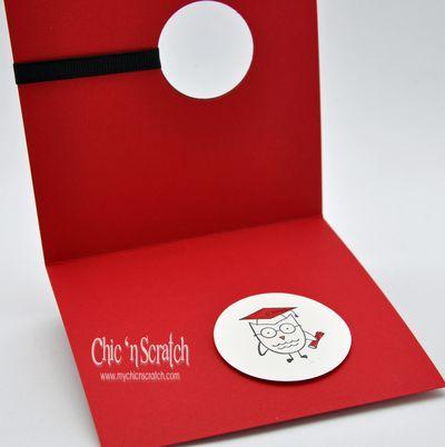 Inside owl card
