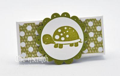 Turtle Scallop Box