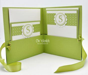 Inside card portfolio