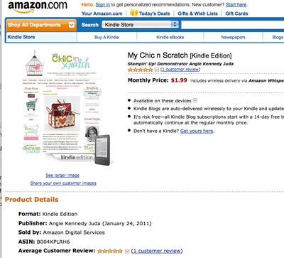 Chic-n-scratch-kindle
