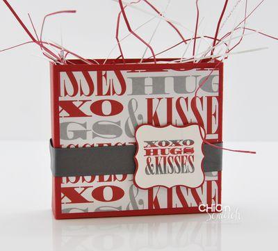 XOXO Valentine Box