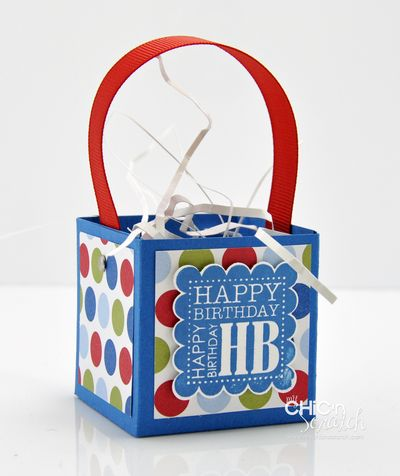 Punch Bunch Celebration Box