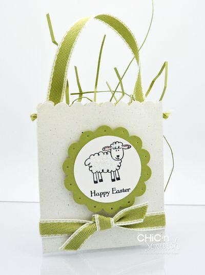 Easter Envelope Bag