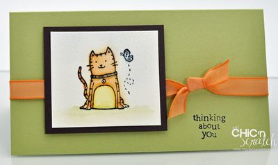 Touch of Kindness card
