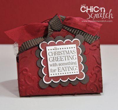 Two Tags Christmas Treat