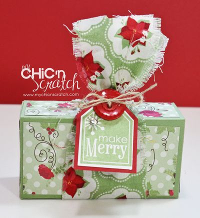Holly Berry Box