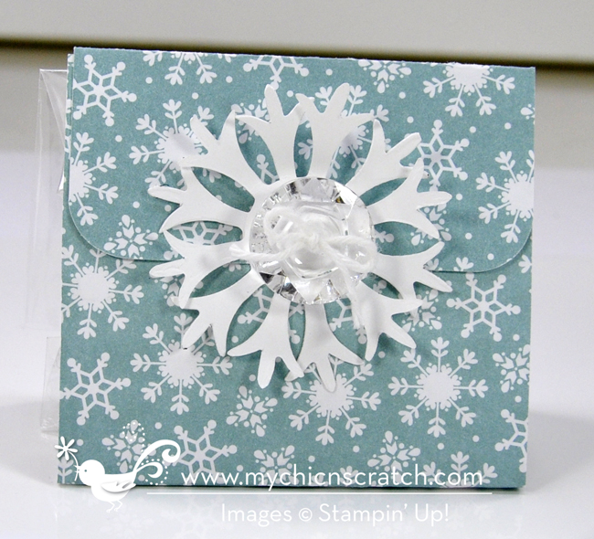 Stampin Up 12 Days of Christmas #2 2012