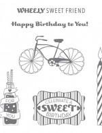 Cycle Celebration stamp set