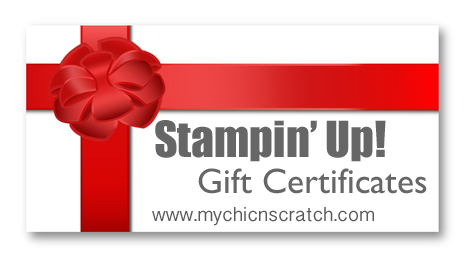 StampinUpGiftCertificates