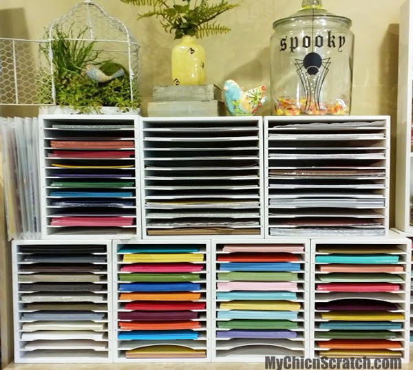 card-stock-organizeda