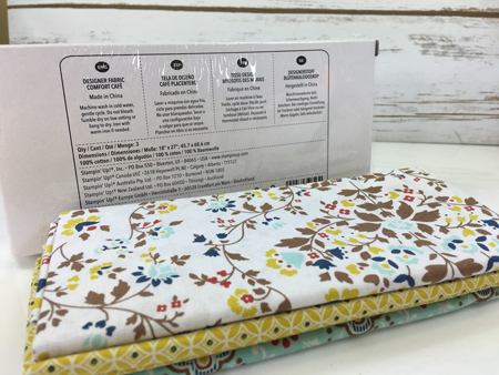 Comfort Cafe Fabric