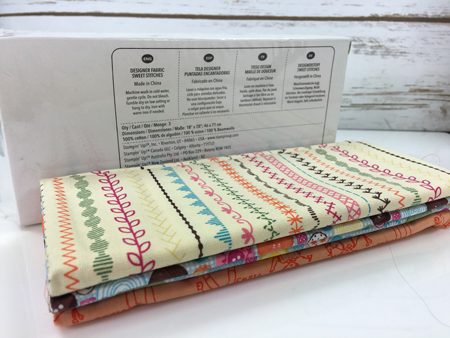 Sweet Stitches Fabric