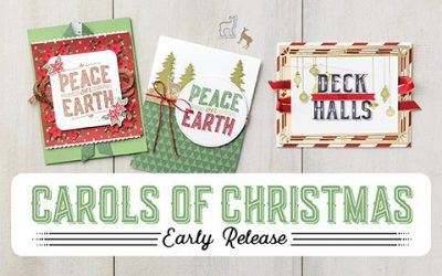 Carols of Christmas + Holiday Catalog 2017