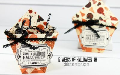12 Weeks of Halloween 2017 Week 8