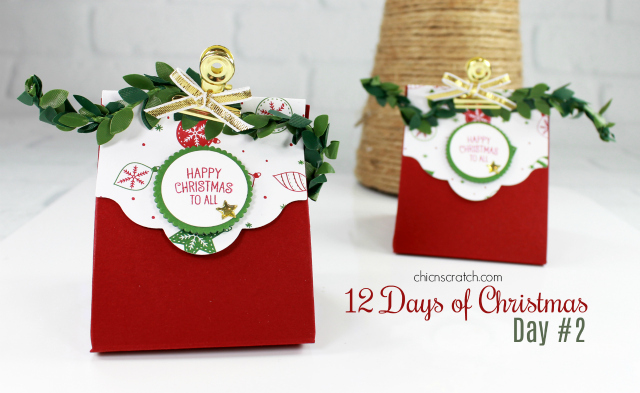 12 Days of Christmas 2017 Day 2