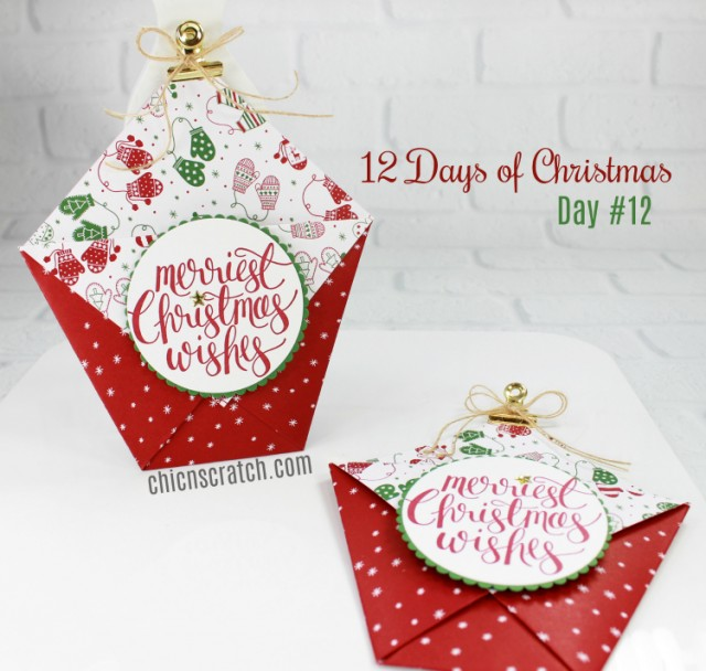 12 Days of Christmas 2017 Day 12