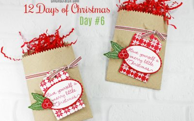 12 Days of Christmas 2017 Day 6
