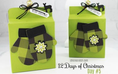 12 Days of Christmas 2017 Day 5