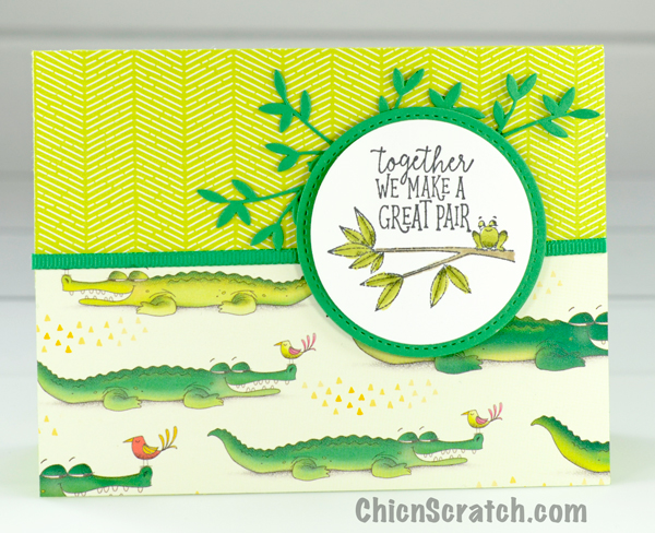 Animal Outing Stamp Kit of the Month #3