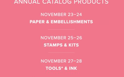 Stampin' Up! 10 Percent Off Sale