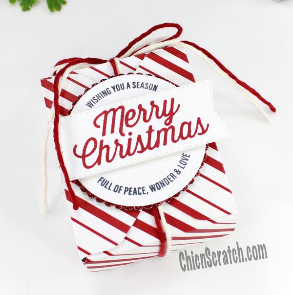 Farmhouse Christmas Box