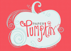 Angie Juda my paper pumpkin