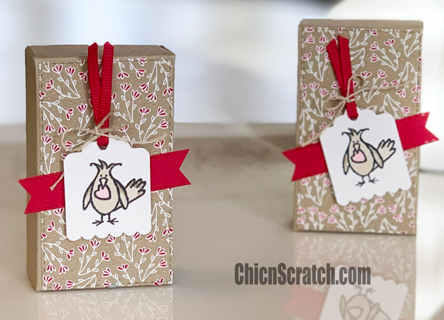 Rectangle Framelits Valentine Box