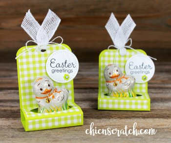 Little Chicks Easter Box