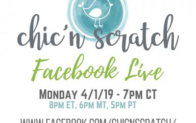 Going Live on Facebook Tonight