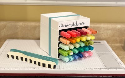 More Storage by Stampin' Up! Info