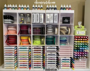 Storage by Stampin' Up! in my Studio