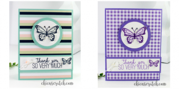 Butterfly Gala Cards