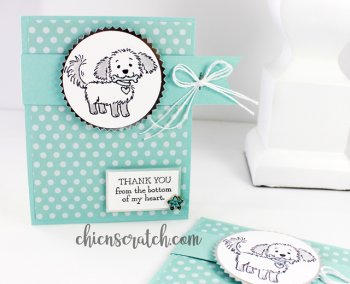 Gift Card Holder with Notecard Envelope