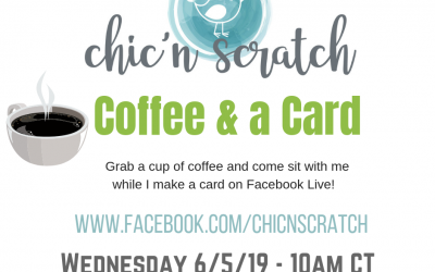 Coffee and a Card – June 5th