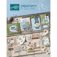 2019 2020 Stampin' Up! Catalog