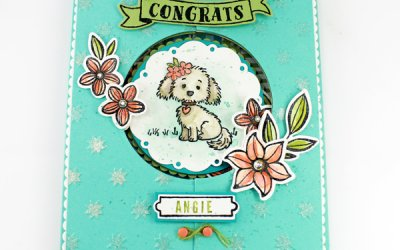 Bella and Friends Two Million Card