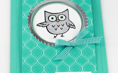 How to Make a Flap Over Fun Fold Card