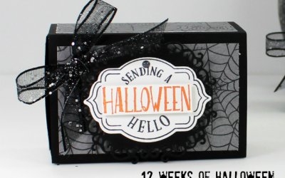 12 Weeks of Halloween 2019 Week 3