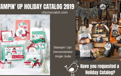 Stampin' Up! Holiday Catalog 2019 Unboxing