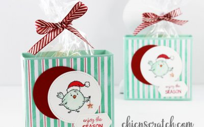 Birds of a Feather Christmas Box