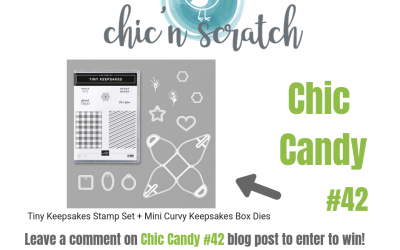 Chic Candy 42 + Facebook Live