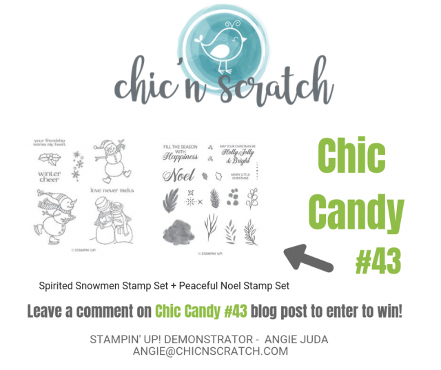 Chic Candy 43 + Facebook Live