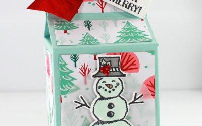 Snowman Season Box