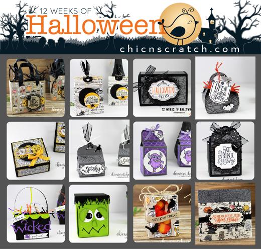 Halloween & Stampin' Anniversary