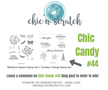 Chic Candy 44 + Facebook Live