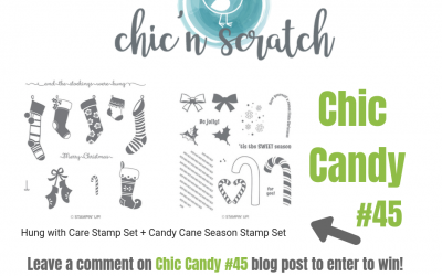 Chic Candy 45 + Facebook Live